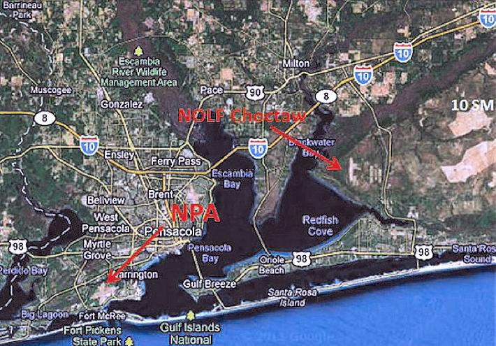 Nolf Choctaw For F 35c Fclp Use From Eglin Afb General F
