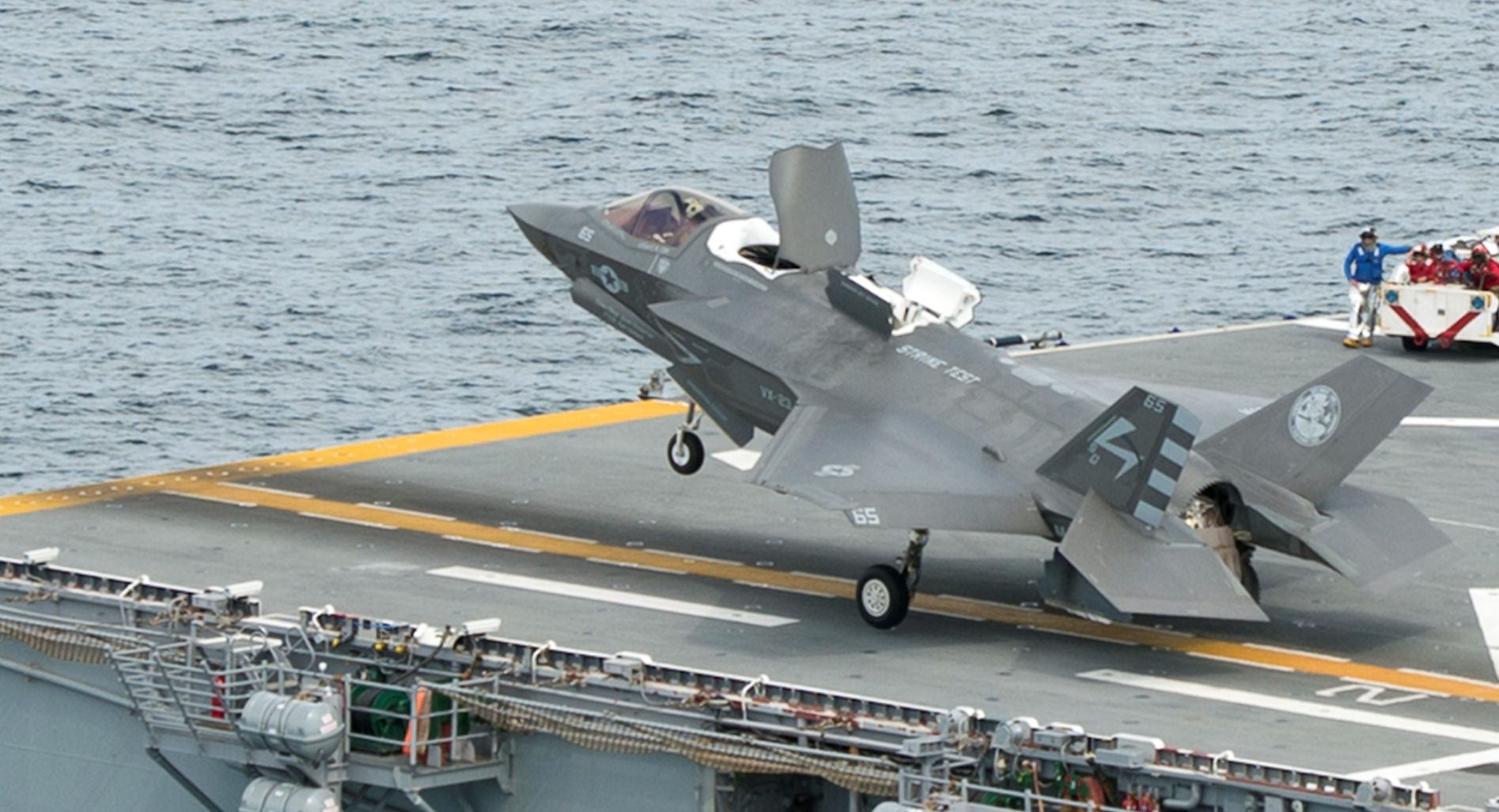 再谈F-35的机动性 - 晨枫 - 晨枫小苑