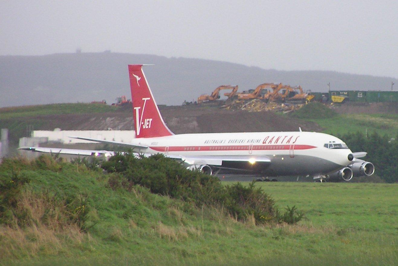 John Travolta Private Jet