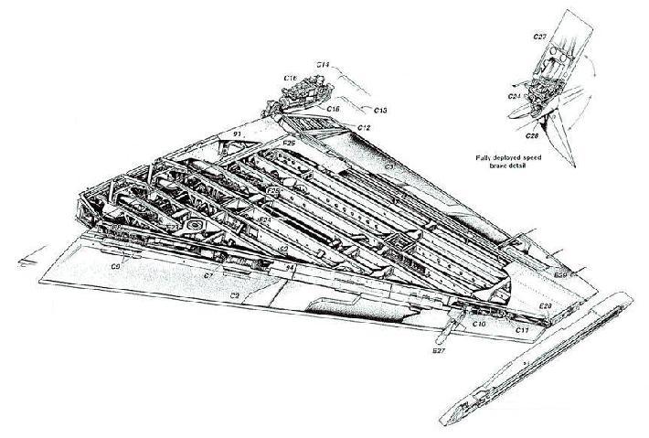 F16 Block 40 cutaway Cutaway drawings