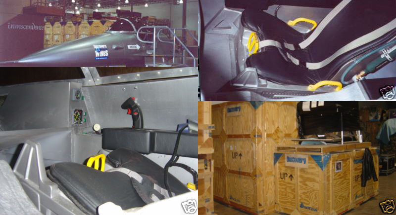 For Sale: 1 x F-16 cockpit simulator - General F-16 forum