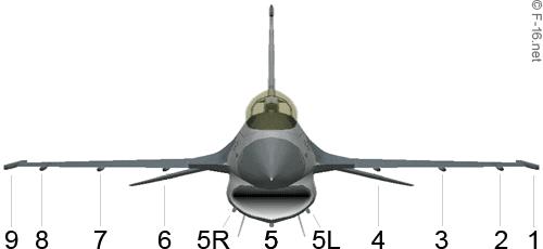 F 16E/F block 60 Dsert falcon Aah