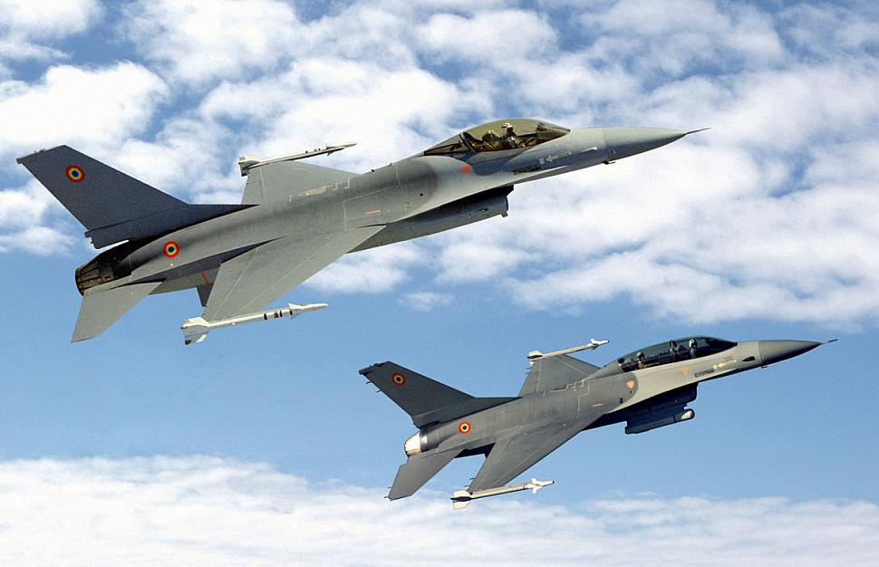 Romania welcomed into the F-16 family by Lockheed Martin