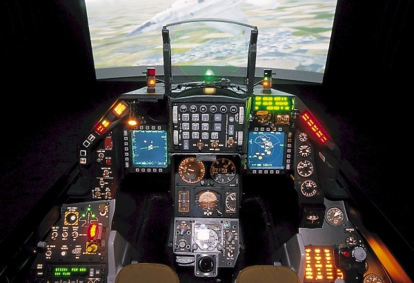 From the Cockpit The Boeing F15C Eagle  Fighter Sweep