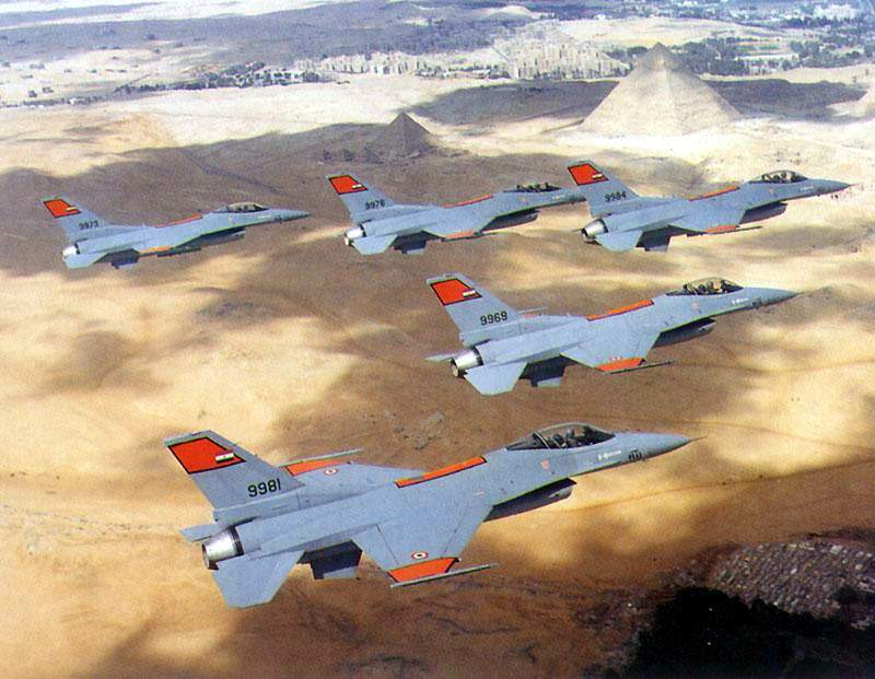 Image result for Egypt F-16