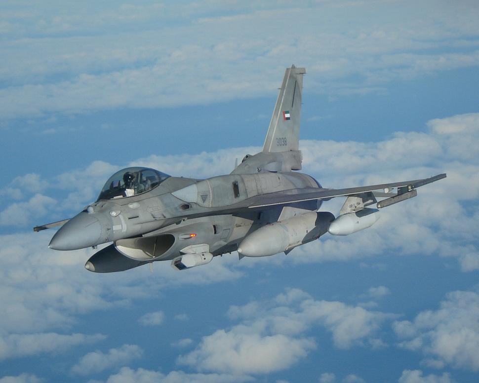 F 16 Units Uaeaf 1st Squadron