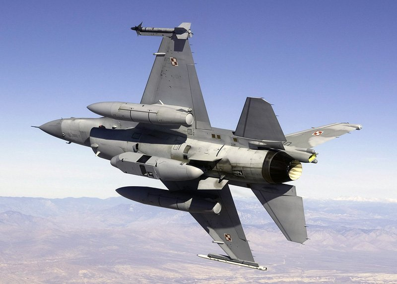 from the U.S. Air Force to provide its advanced DB 110 airborne reconnaissance system for the Egyptian Air Force's new Block 52 F 16 fighter aircraft.