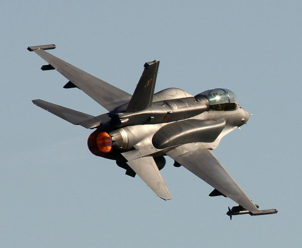 The Block 52 is one of the safest F-16 versions around. This Polish F ...