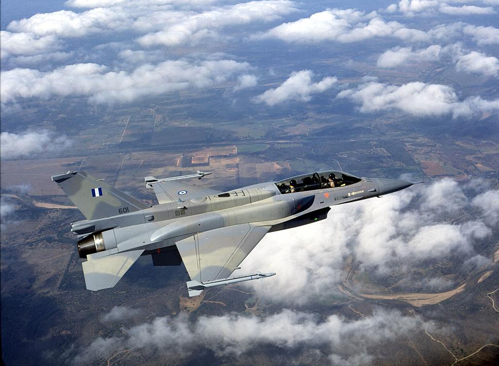 Αποτέλεσμα εικόνας για greek F-16 Block 52+ hd