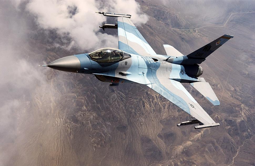 new f16 aggressor unit will stand up in alaska