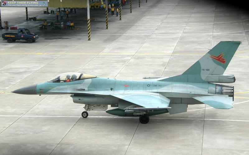 Indonesia F-16