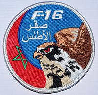African Air Force F-16 Patches