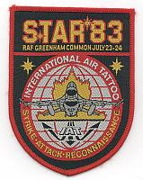 F-16 Airshow Related Patches