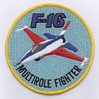 F-16 Program Patches