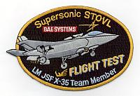 F-35 Patches