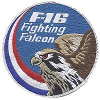 Royal Netherlands Air Force F-16 patches