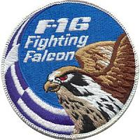 Hellenic Air Force F-16 Patches