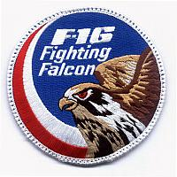 Polish Air Force F-16 patches