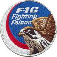 Indonesian Air Force F-16 Patches