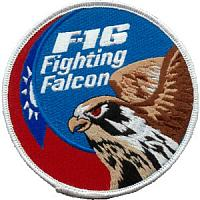 Republic of China Air Force F-16 Patches