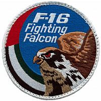 Middle Eastern Air Forces F-16 Patches