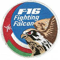 Royal Omani Air Force F-16 Patches