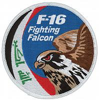 Iraqi Air Force F-16 Patches