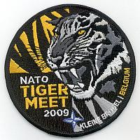 Tiger Meet patches