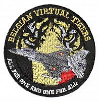 Virtual F-16 Sqn Patches
