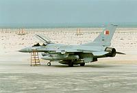 F-16s by Air Force - Middle Eastern Air Forces