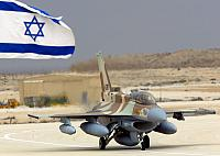 Israeli Defense Force F-16s