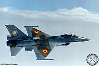 Belgian Air Force F-16s