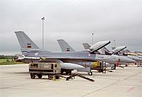 Portuguese Air Force F-16s