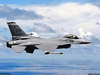 US Air Force - ANG F-16s