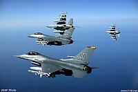 US Air Force - PACAF F-16s