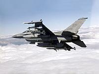 US Air Force - USAFE F-16s