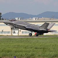 Airframe Details for F-35 #AX-10